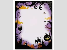 Halloween Border Papers | Halloween Clipart and Invitation ... About:blank Free Halloween Clipart