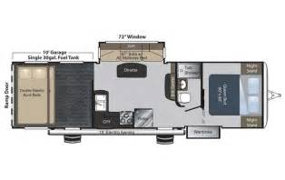 Keystone Raptor Floor Plans by Keystone Raptor Toy Hauler Chilhowee Rv Center Greater