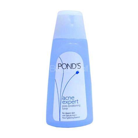 Toner Ponds pond s acne expert pore conditioning toner 60ml