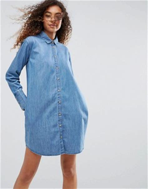 Dress Dona Denim denim denim jacket denim dress denim shirts asos