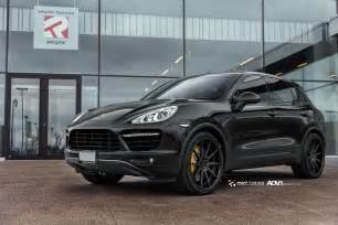 porsche cayenne matte black custom porsche cayenne looking jaw dropping with matte