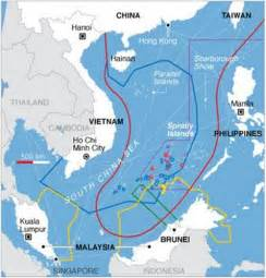 South China Sea Dispute Map top world news stories of 2012 global sherpa