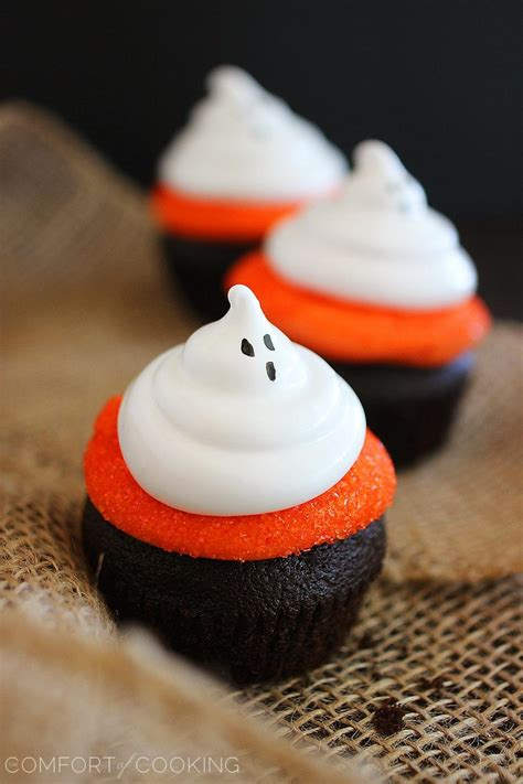 yummy halloween cupcake recipes festival   world