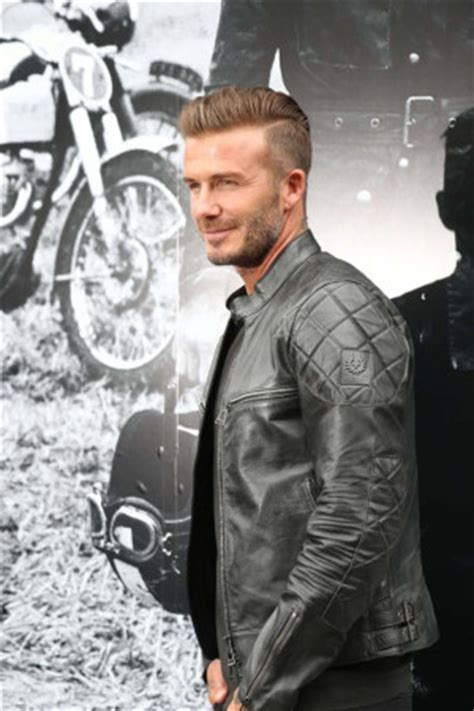 Beckham Makes Oxfam Fashionable by David Beckham Makes Big Fashion Push With Kent Curwen