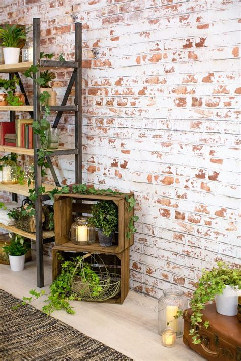 Best Paint For Interior Brick Walls by 25 Best Ideas About Brick Wallpaper On Wall