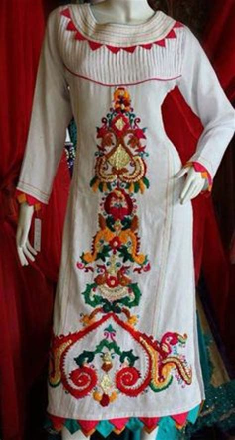 stylish sindhi embroidery dresses designs top pakistan