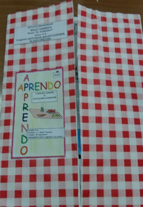 educazione alimentare gazzettando a scuola il lapbook sull educazione