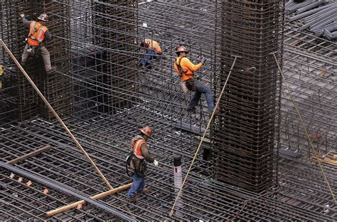 Rebar Worker by How S F S Mid Mission District Is Transforming Sfgate