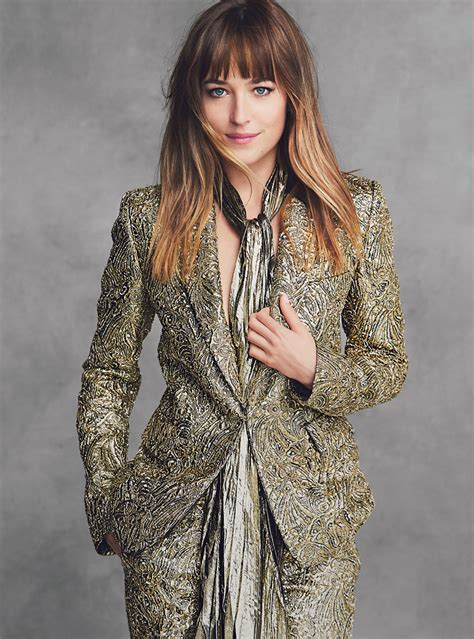 dakota johnson bangs fifty shades of grey s dakota johnson vogue