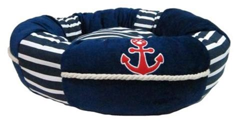 nautical dog bed 1000 images about nautical pet bed on pinterest donuts