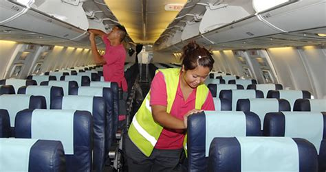 Aircraft Cabin Cleaner by