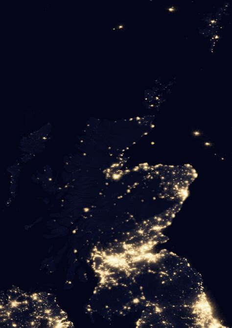 nights scotland file scotland at as seen from space oct 2012 png
