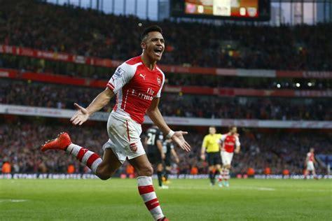 alexis sanchez goals arsenal video arsenal 3 0 burnley highlights goals s 225 nchez