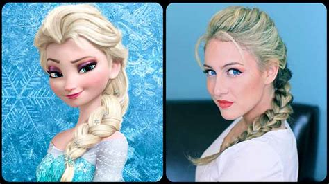 Disney Frozen Ponytail Elsa Blue elsa disney frozen