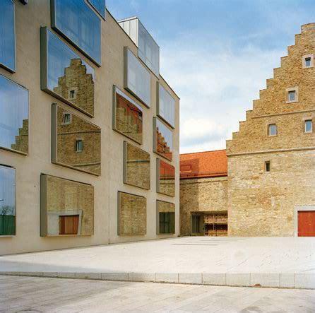 architekt sinsheim reflective windows bruno fioretti marquez architekten