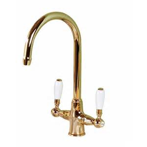 Bath Shower Mixer Taps Uk astracast colonial mixer kitchen tap gold