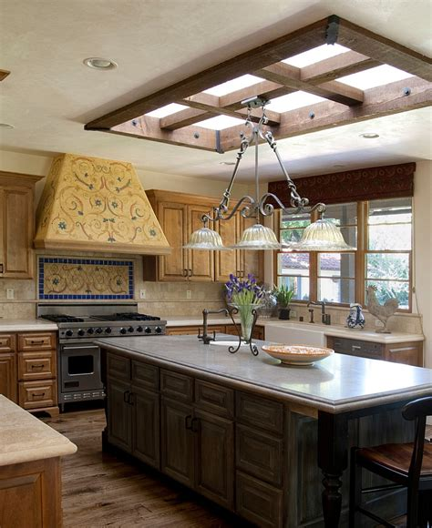 ideas for kitchen 25 captivating ideas for kitchens with skylights