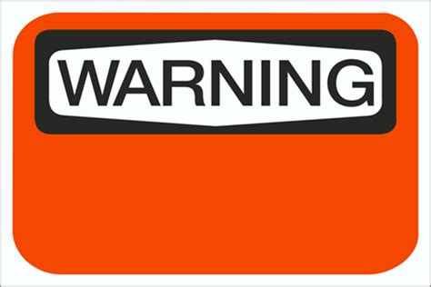 caution sign template warning sign template www pixshark images