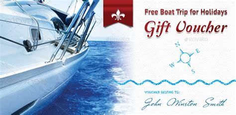yacht club voucher template   min graphicriver