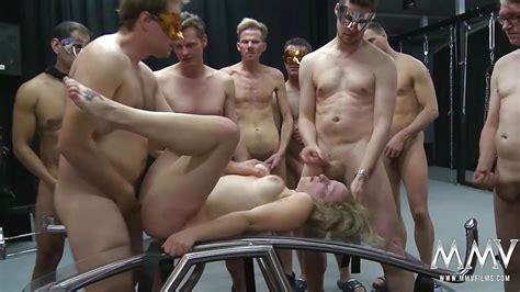 Mmv Films German Gangbang In A Cage Porntube