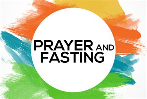 fasting day cross points church
