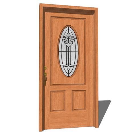 Norfolk Door 3d Model Formfonts 3d Models & Textures