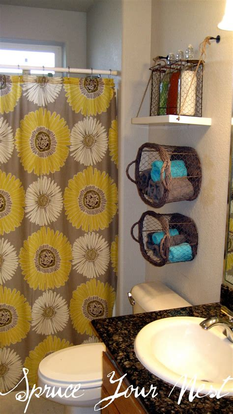 Basket Shelves For Bathroom 17 Brilliant The Toilet Storage Ideas