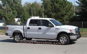 Aluminum Ford F150 2015 Ford F 150 Aluminum Bodied Prototype Spotted Testing