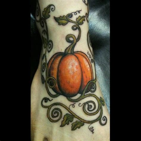 pumpkin tattoo 25 best tattoos images on