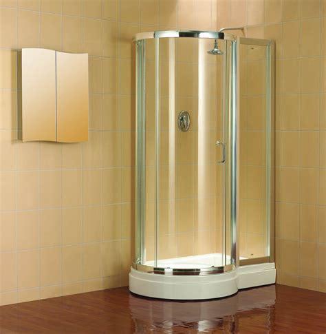 Bathroom Showers Showers Amusing Corner Shower Stalls For Small Bathrooms Corner Shower Measurements Lowes