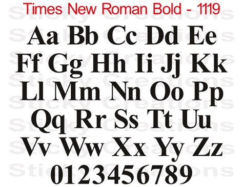 Font Themes New Roman | 1119 custom windshield decal vinyl lettering name sticker