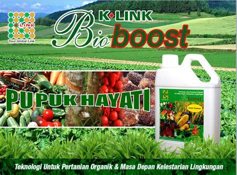 Pupuk Hayati Cair Bioboost stokis k link tuban official
