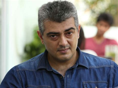 what does salt pepper hair look like ajith s latest salt n pepper look from thala 55 filmibeat