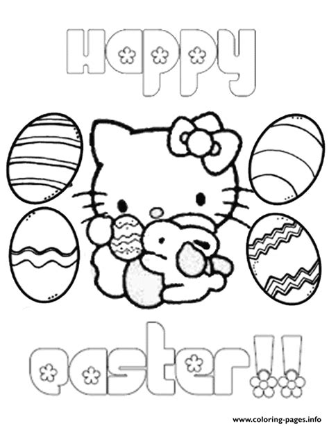 Hello Easter Coloring Pages Printable by Hello Eggs Bunny Easter Coloring Pages Printable