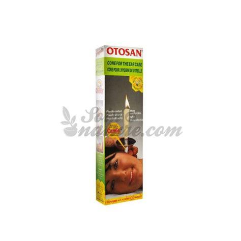 candele per cerume otosan ear candles 2 coni in farmacia bio