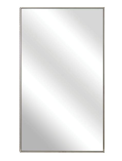 Tempered Glass Mirror grab bar specialists medicine cabinet recessed tempered