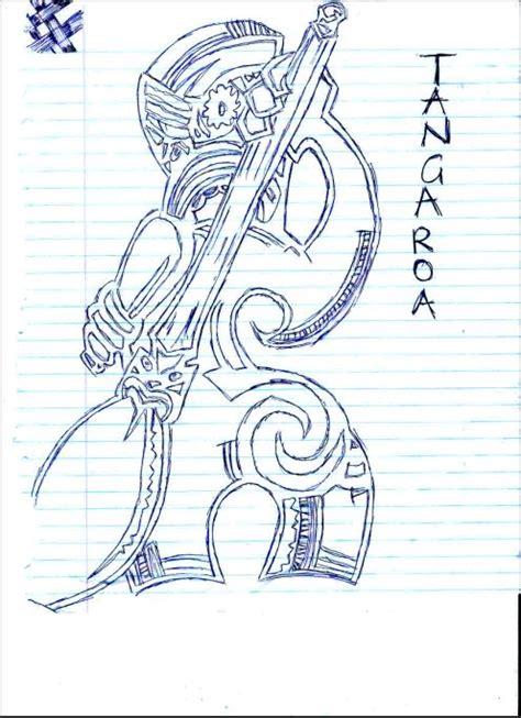 tangaroa tattoo designs tangaroa by beka101 on deviantart