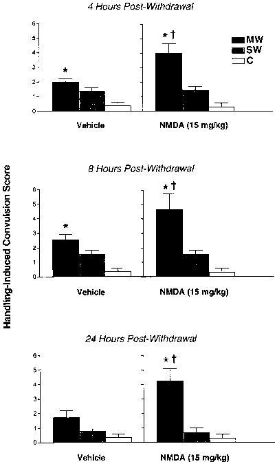 Detox Kindling Effect by Of Glutamate In Withdrawal Kindling Nmda