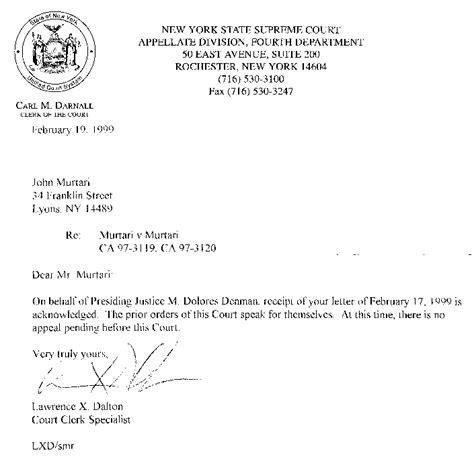 Child Support Letter To Judge Legislative Help Right To Jury Trial On Custody
