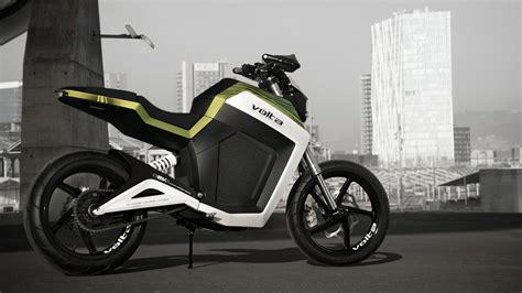 Orphiro Elektromotorrad by электромотоциклы Volta Bcn начнут продавать в 2012 году