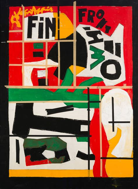 stuart davis swing landscape the great american cubist by robert storr nyr daily