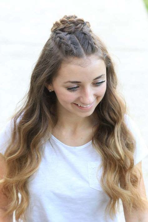 Cool Hairstyles For For School by Best 25 School Hairstyles Ideas On