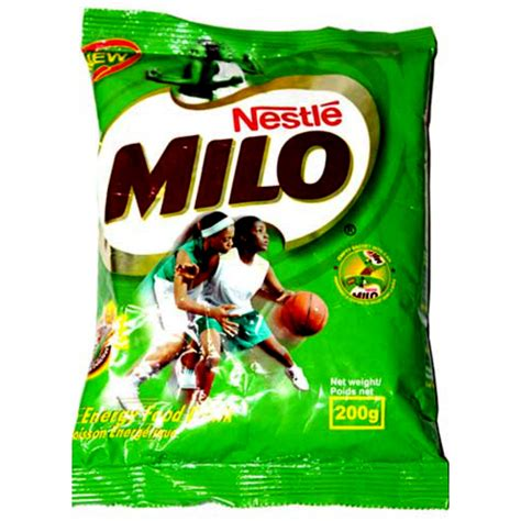 Milo Sachet Hubmart Stores Limited Milo Sachet 200g