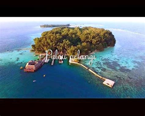 Paket Pelangi pulau pelangi splendor endangered tour