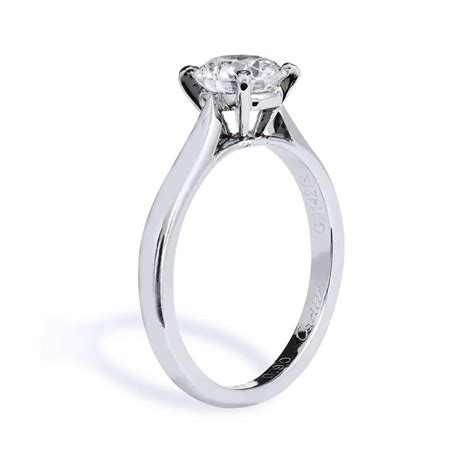 Cartier Engagement Rings by Cartier Engagement Ring At 1stdibs