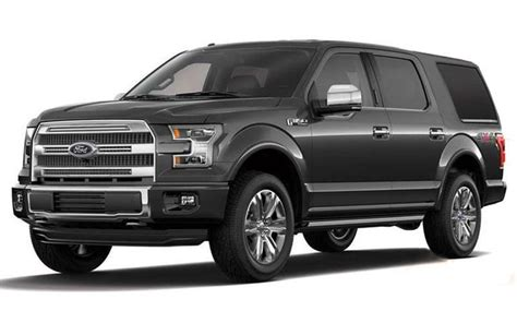 new ford expedition redesign 2018 2018 ford expedition and ford rumors