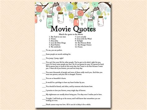 movie quotes game movie quote famous love quote movie quiz movie quote game
