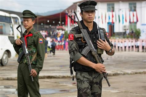 What Does Kia In The Army Kachin Forces Report Two Dead In Renewed Fighting With