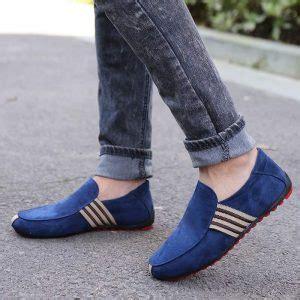 8 model sepatu pria tanpa tali terbaru klubpria