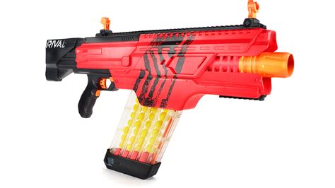 The New Rival new nerf guns are coming also a new nerf chainsaw